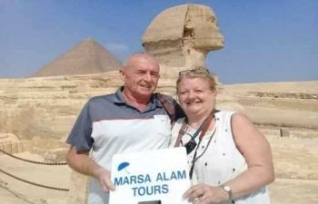Pyramids of Giza day Trip from Port Said