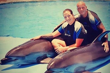 Swim with Dolphins Hurghada