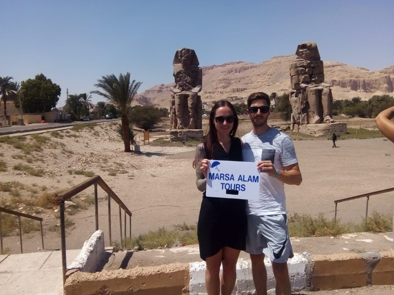 luxor and cairo two days tours from Portghalib