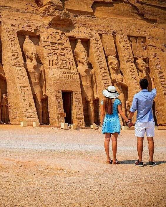 luxor aswan and abu simble two days tour from marsa alam