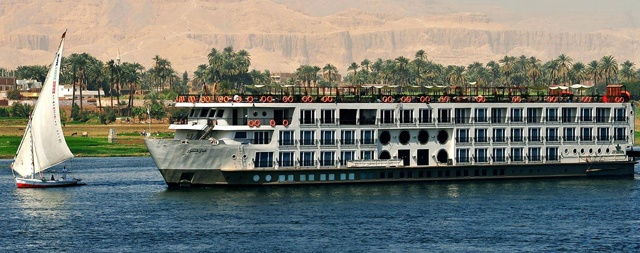 nile cruise from El Gouna five days
