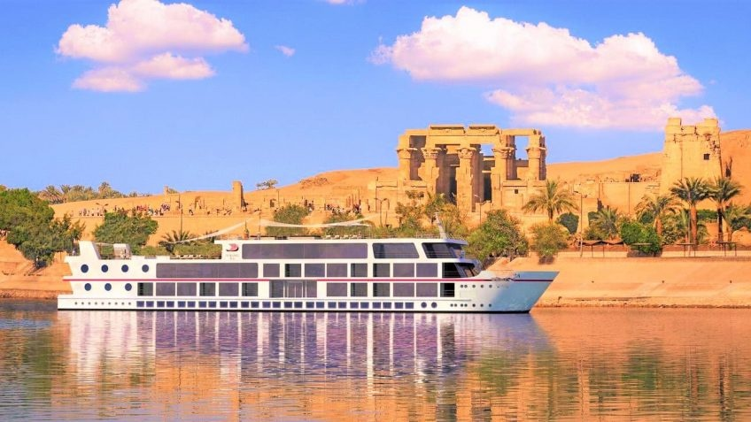 nile cruise from Hurghada five days