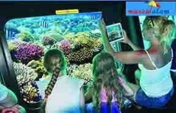 semi submarine hurghada Egypt red sea Excursions